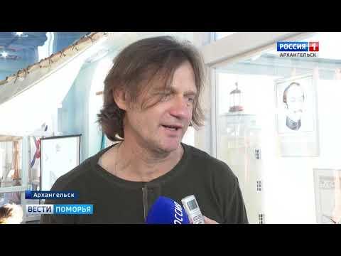 В Архангельске сегодня презентовали проект «Поморской шхуны»