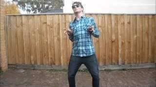 SKRILLEX   reptile dubstep dance