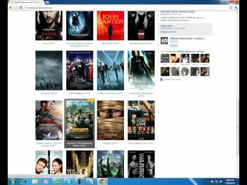 [TUT]Where to watch free movies! WITHOUT DOWNLOADING!