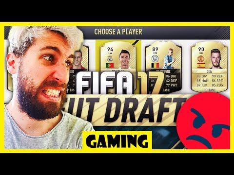 KÉRTÉTEK, ÚGYHOGY DRAFTOLUNK 🐧 FIFA 17 Ultimate Team #20