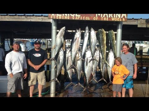 Venice Louisiana Tuna Fishing Charters With Captain Jame Peters
