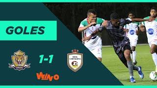 Tigres vs. Real Cartagena (1-1) Copa BetPlay Dimayor 2020 | Fase II vuelta
