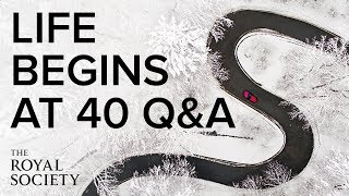 Life begins at 40: the Biological and Cultural Roots of the Midlife Crisis Q&A thumbnail