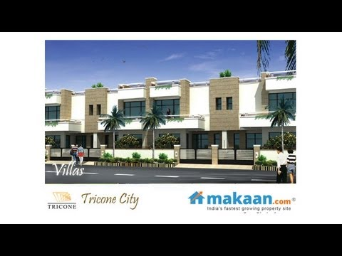 Tricone City, Khandwa Road, Indore   Residential Villas