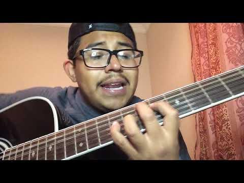 Bajo efectos Del alcohol guitarra tutorial by Esteban Gabriel