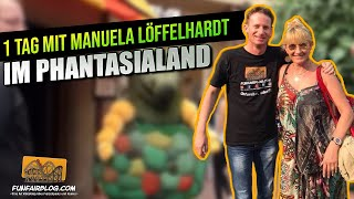 Phantasialand 2018 mit Manuela Löffelhardt | Funfair Blog #164 [HD]