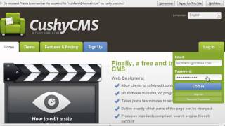 How to add a CMS to a HTML website