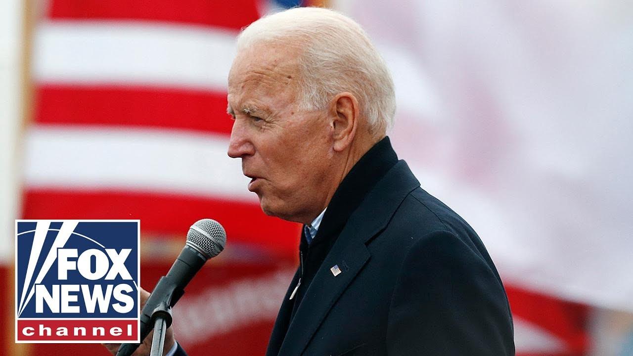 FOX News Washington Post accuses Biden of conflating war story details