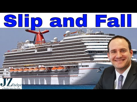 Carnival Cruise Slip and Fall Settlements and Claims (2019)