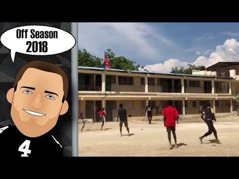 Soccer in Haiti 🇭🇹 2018