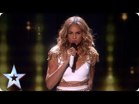 Watch Alesha Dixon perform her new single | Semi-Final 4 | Britain's Got Talent 2015