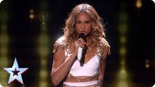 Watch Alesha Dixon perform her new single | Semi-Final 4 | Britain's Got Talent 2015