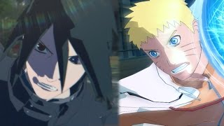 HOKAGE NARUTO vs SASUKE (ADULT) Fight! Naruto Shippuden Ultimate Ninja Storm 4 DLC Pack 2