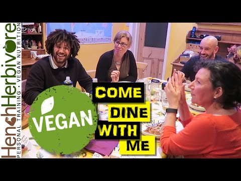 Contestant Feud | Vegan Come Dine With Me 02
