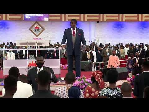 PROPHETIC ENTRANCE SERVICE (2nd SERVICE) - 2nd AUGUST 2020