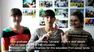 What are Human Rights to you? Youth Exchange Ukraine- Germany 2014