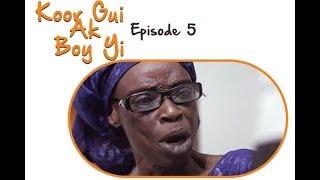 koor gui ak Boy yi  avec Maman Aicha Dinama nekh Episode 5
