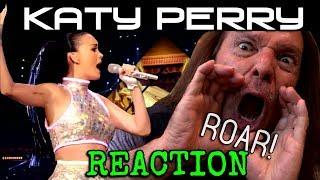 Vocal Coach Reacts To Katy Perry - Roar - Dark Horse - Live - Ken Tamplin