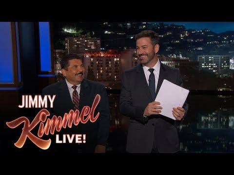 Guillermo Fills in as a Writer on Jewish Holiday