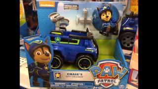 Paw Patrol Toys At Wal  Mart