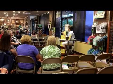 Jennifer Rothschild at LifeWay Christian Store in Springfield, MO.