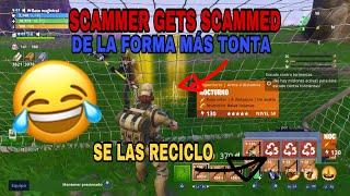 SCAMMER MENTIROSO SE LLEVA SU MERECIDO!!!!-EzequielYT-