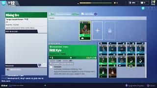 Fortnite Unlock Gunner Slot Increase Expedition Heroes Number