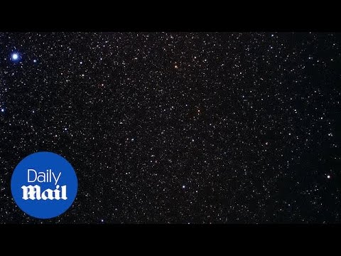 NASA's Hubble Telescope reveals the incredible size of the Universe