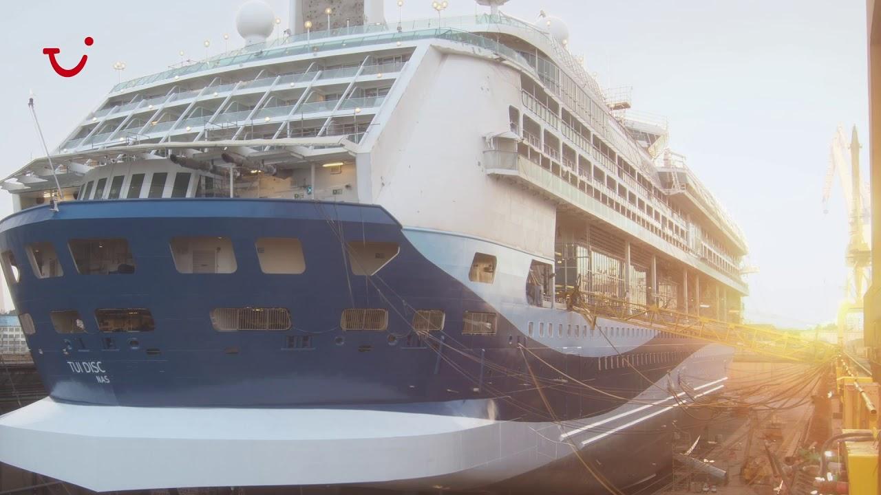 The making of Marella Discovery 2 | Marella Cruises