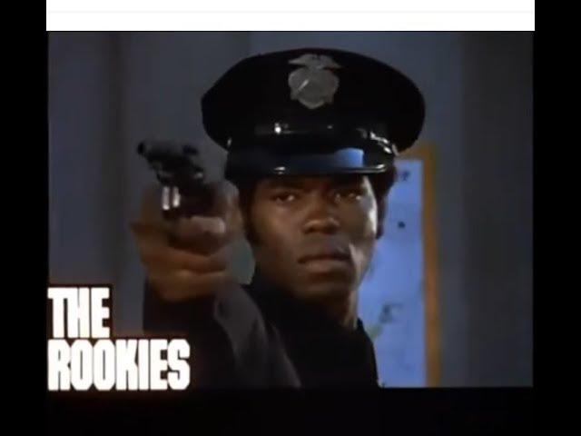 The Rookies Tv Intro 1972 Youtube