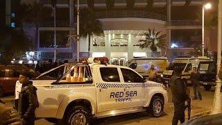 مقتل مسلح وإصابة ثلاثة سياح بجروح في هجوم على فندق في الغردقة في مصر