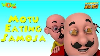 Motu And His Samosas - Motu Patlu Compilation - Part 2 - 50 Minutes of Fun! As seen on Nickelodeon