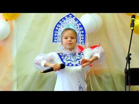 Екатерина Кретова. Ой, снег-снежок, белая метелица...