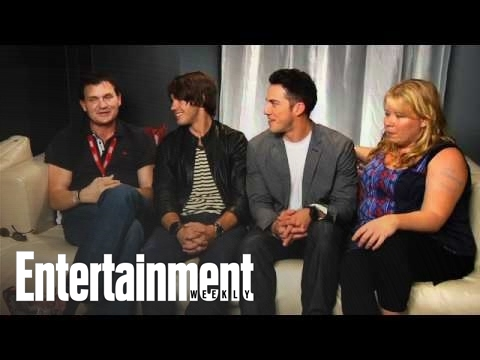 'Vampire Diaries': Steven R. McQueen, Michael Trevino, and more (Part 2) | Entertainment Weekly