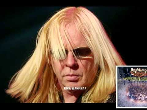 RICK WAKEMAN JOURNEY TO THE CENTRE OF THE EARTH 2012 (full a