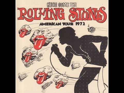 THE ROLLING STONES - AMERICAN TOUR 1972 FULL ALBUM