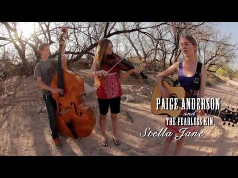 Paige Anderson & The Fearless Kin - Stella Jane