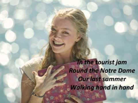 "Mamma Mia! (Movie) - ""Our Last Summer"" (+Lyrics)"