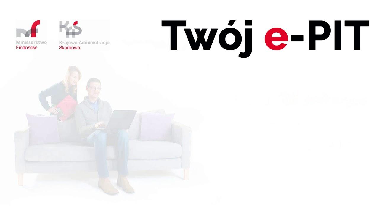 Twój e-PIT od 15 lutego 2019 r. elektronicznie na Portalu