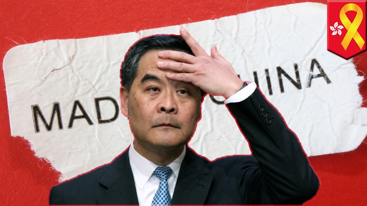 why hong kong hates cy leung Hong kong's chief executive is an able, educated, working class hero to his  supporters - and a chinese stoodge to his detractors so who is the.