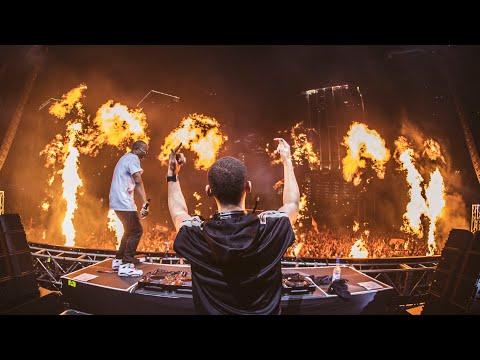 Afrojack  @ Ultra Music Festival Miami 2018