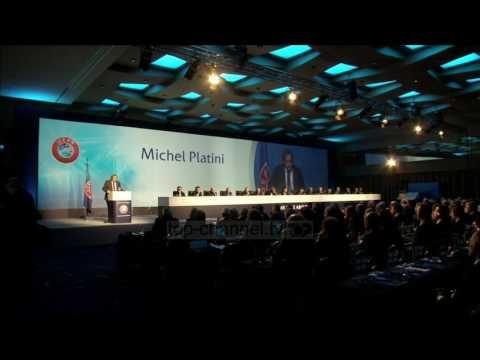 UEFA, Ceferin zgjidhet president - Top Channel Albania - News - Lajme
