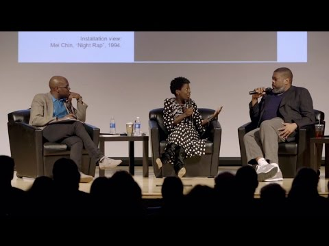 Looking Back at Black Male: A Conversation with Thelma Golden, Hilton Als, and Huey Copeland