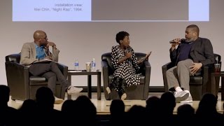 Looking Back at Black Male: Thelma Golden, Hilton Als, and Huey Copeland | Live from the Whitney