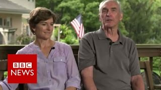 US Election: Fractious election, fractured families - BBC News