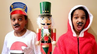 CHRISTMAS DECORATION vs Shiloh and Shasha - Onyx Kids