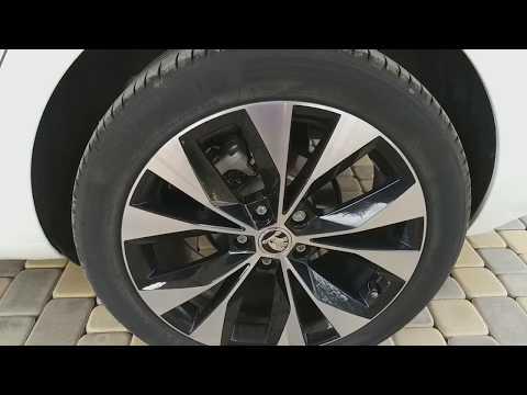 Секретки на колеса - Оригинальные аксессуары SKODA OCTAVIA