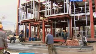 видео Коттеджный поселок эконом-класса появится в Барнауле