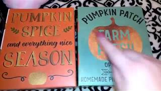 Dollartree Haul, New Finds, September 2019