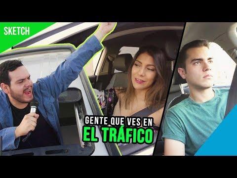 GENTE QUE VES EN EL TRAFICO - Take Uno Tv